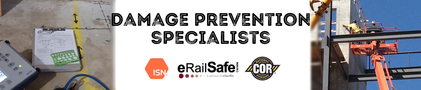 Damage Prevention Specialists