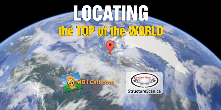 Locating the Top of the World